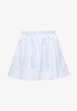 Áčková sukně - ecru