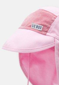 Lil'Boo - SOFT BABY SUN UV UNISEX - Hat - block pink - 3