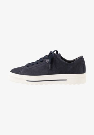 LACE-UP - Casual lace-ups - navy