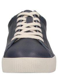 Softinos - Sneakersy niskie - navy/aqua - 4