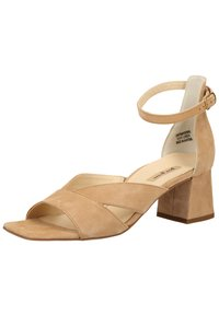 Paul Green - Sandals - beige 6 - 3