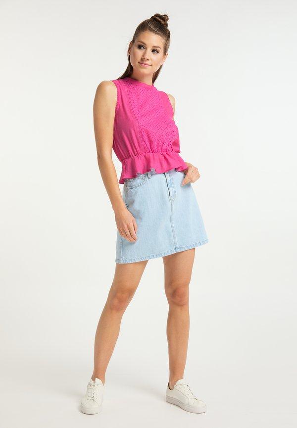 myMo Bluzka - pink/rÓżowy BTUC