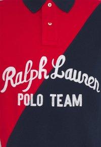 Polo Ralph Lauren - BASIC - Koszulka polo - red/multi - 6