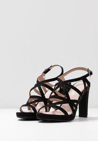 Mariamare - Sandály na vysokém podpatku - black - 4