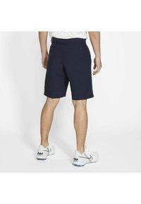 Nike Golf - HYBRID - Sports shorts - obsidian/obsidian - 2