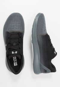 Under Armour - REMIX 2.0 - Chaussures de running neutres - black/pitch gray/mod gray - 1