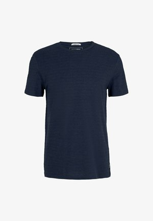 T-shirt basic - sky captain blue non-solid