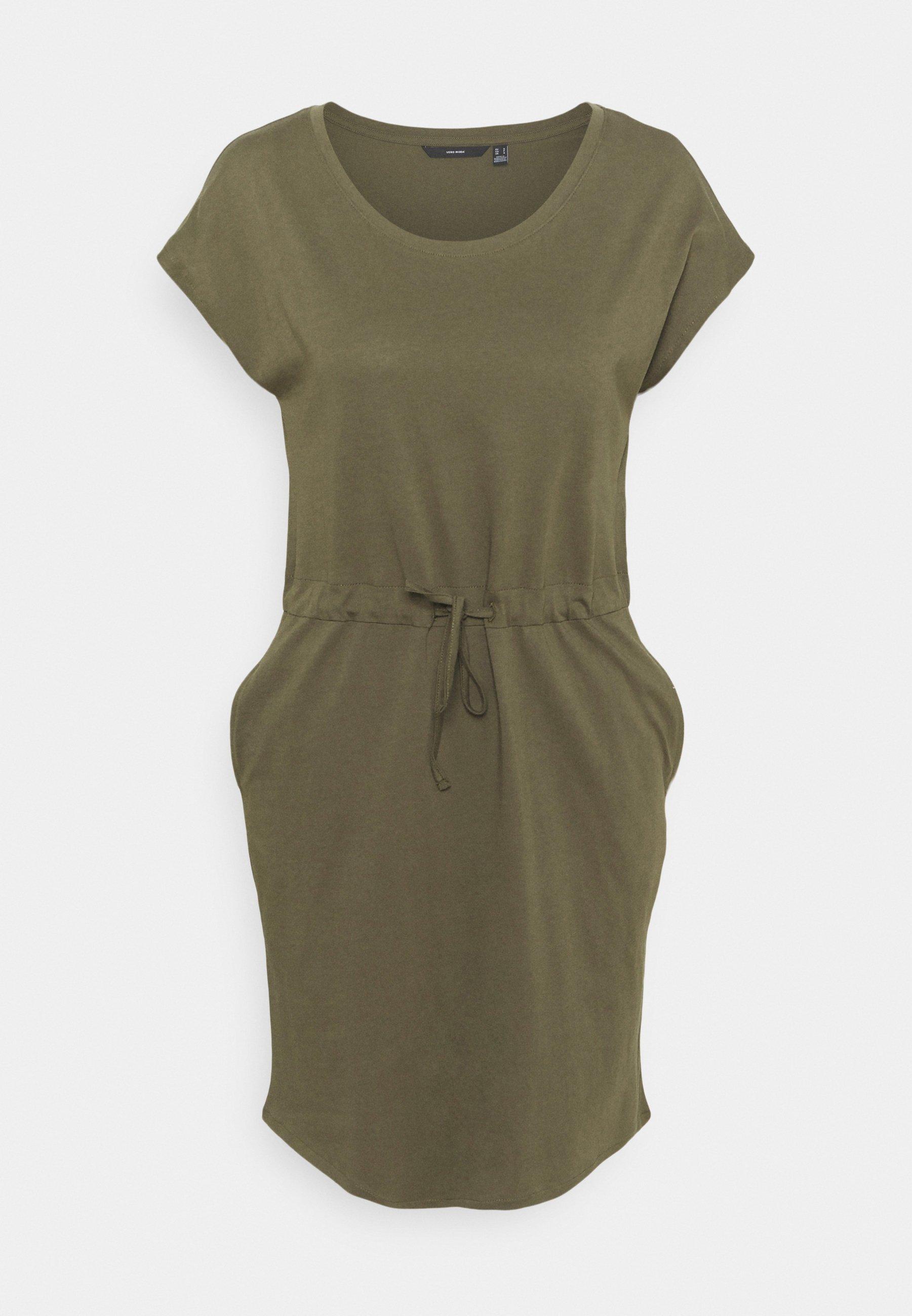 Women VMAPRIL SHORT DRESS - Jersey dress