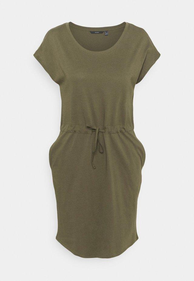 VMAPRIL SHORT DRESS - Robe en jersey - ivy green