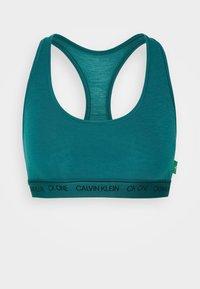Calvin Klein Underwear - UNLINED BRALETTE - Bustier - turtle bay - 4