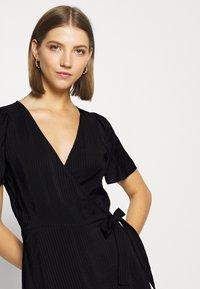 Moves - MASSU - Denní šaty - black - 4