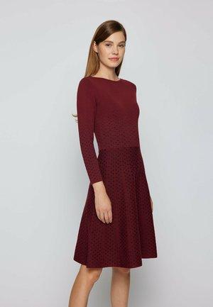 Jumper dress - patterned