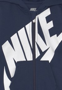 Nike Sportswear - ALL DAY PLAY COVERALL UNISEX - Jumpsuit - obsidian - 2