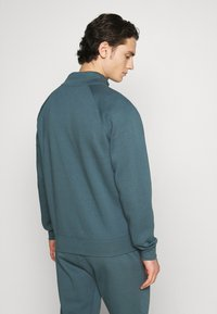 Nike Sportswear - SUIT SET - Tuta - ash green/white
