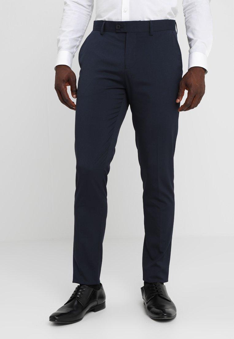 Casual Friday - Oblekové kalhoty - navy