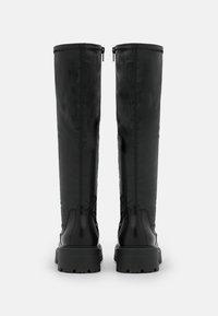 Vagabond - COSMO - Platform boots - black - 6