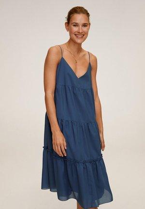 FURBI-H - Day dress - inktblauw