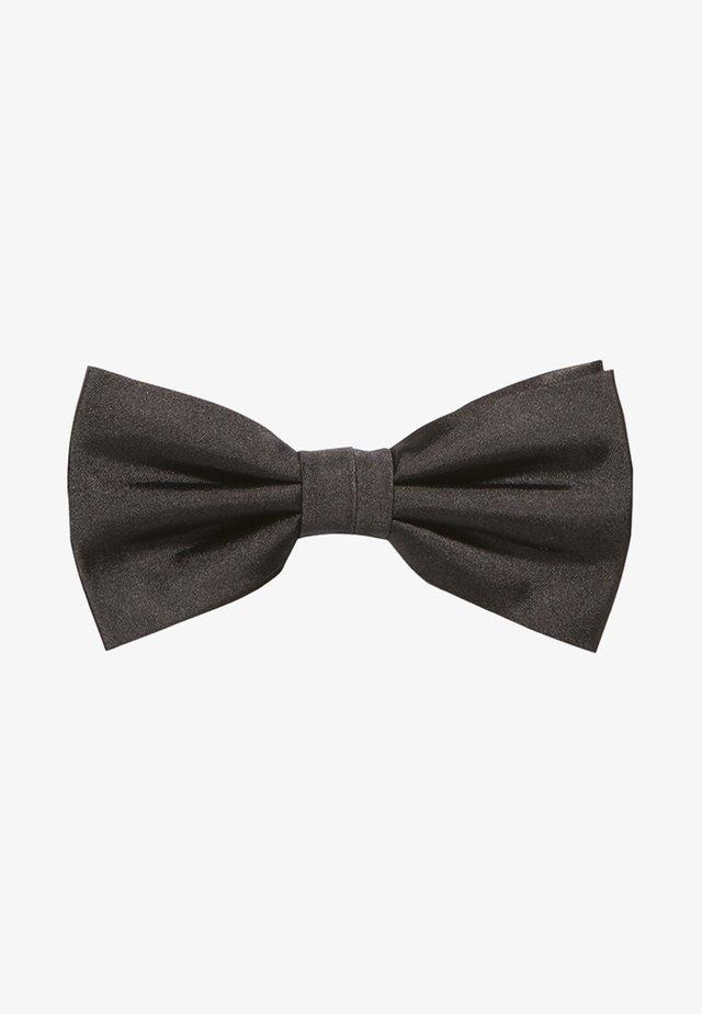 SCHWARZE ROSE - Bow tie - schwarz