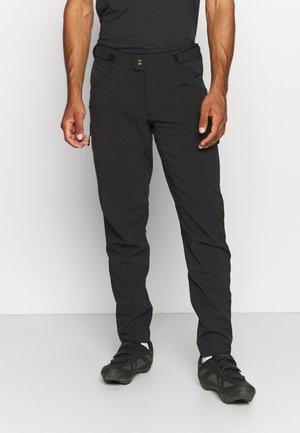 MENS QIMSA PANTS II - Outdoorové kalhoty - black