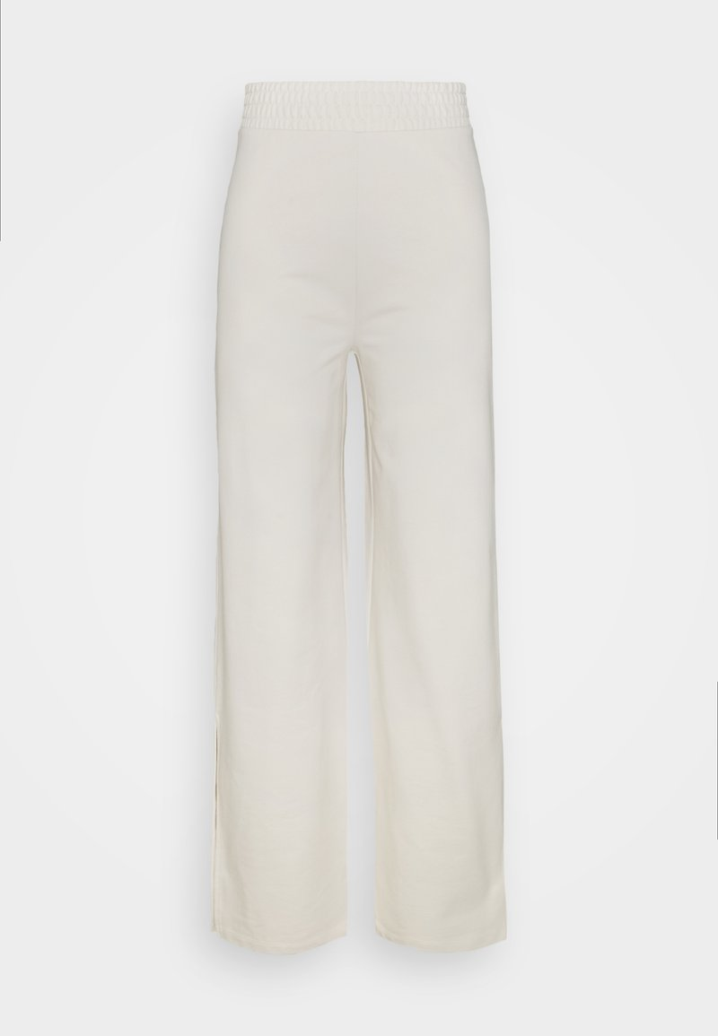 ONLY Petite - ONLDREAMER FLAIR SLIT PANTS - Trousers - birch