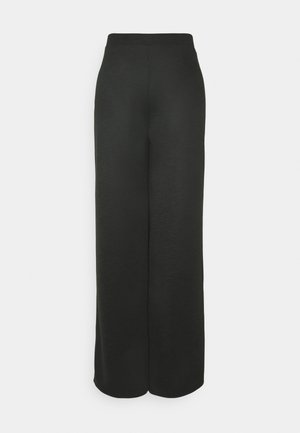 ONLLAYLA WIDE PANTS  - Bukse - black