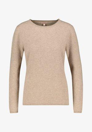 Sweatshirt - intarsie 1 834
