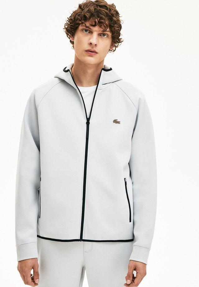 SH5172 - Zip-up hoodie - grey