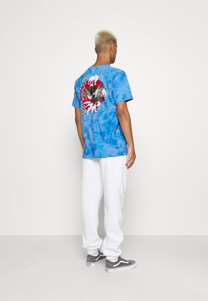 LOGO TEE UNISEX - Print T-shirt - blue