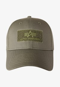 Alpha Industries - Caps - dark green - 5