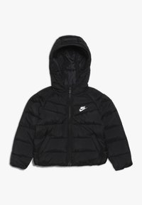 Nike Sportswear - FILLED JACKET BABY - Winter jacket - black - 0