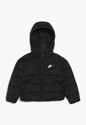 FILLED JACKET BABY - Vinterjakker - black
