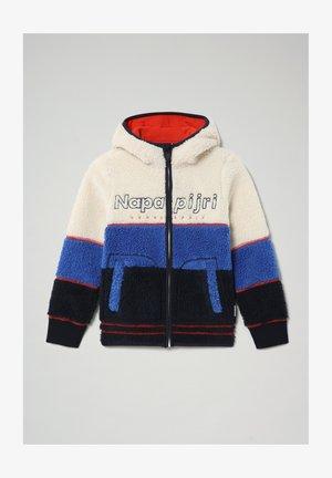 YUPIK H - Fleece jacket - whitecap gray