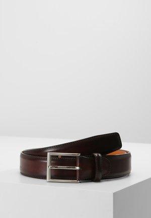 Belt - caoba