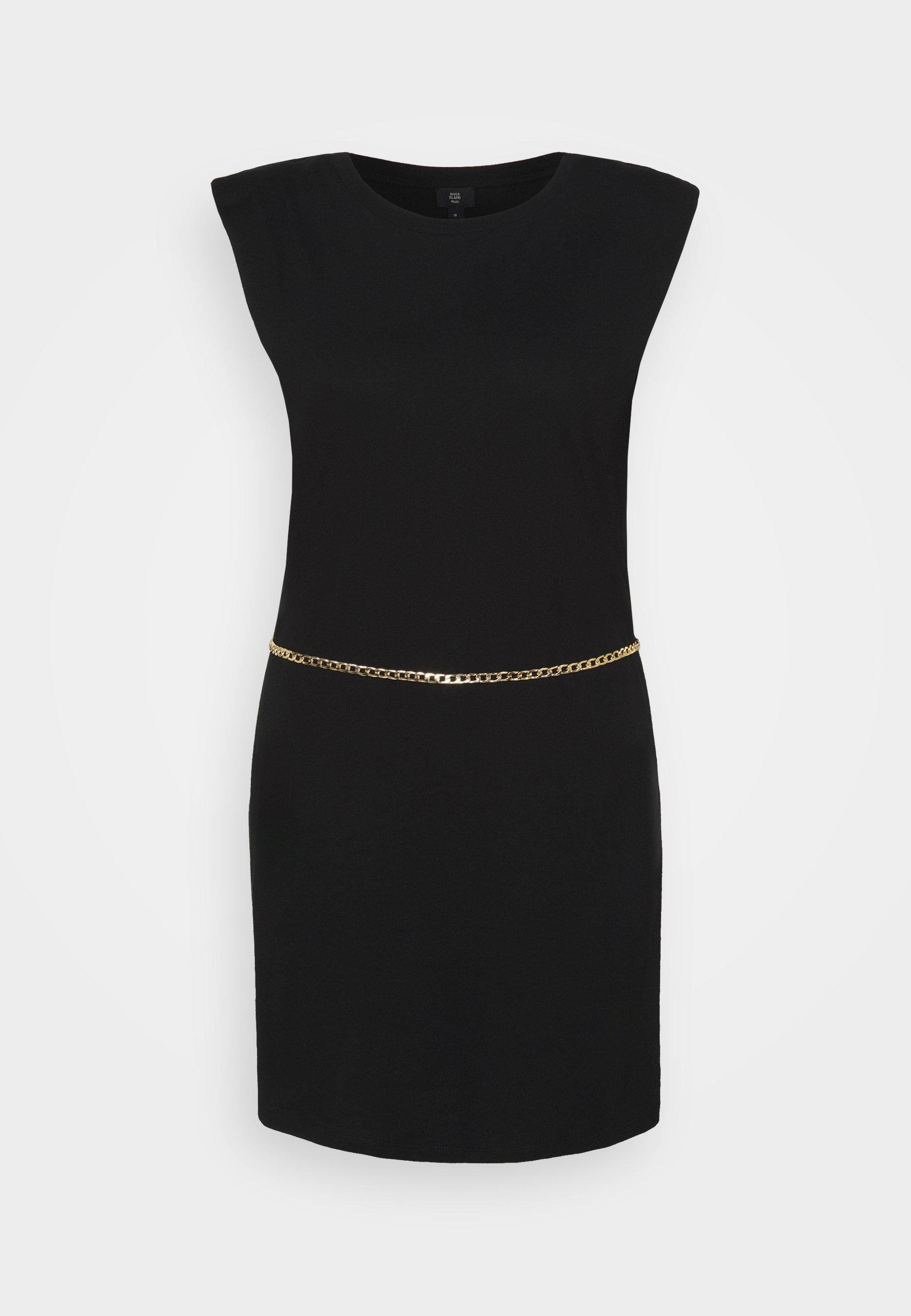 Damen SHOULDER PAD DRESS - Cocktailkleid/festliches Kleid