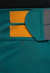 PYUA - CREEK - Pantaloni da neve - petrol blue - 3