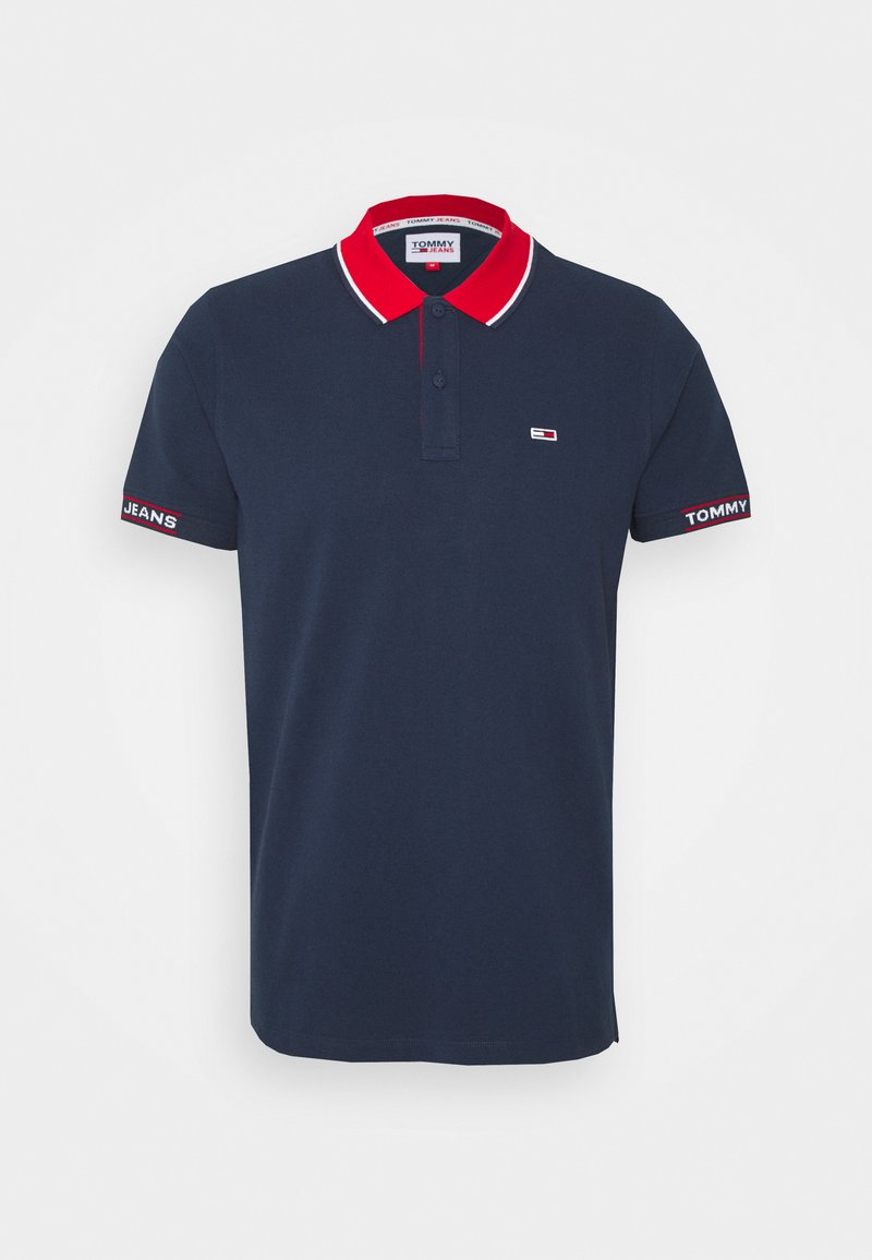 Tommy Jeans - Polo - blue