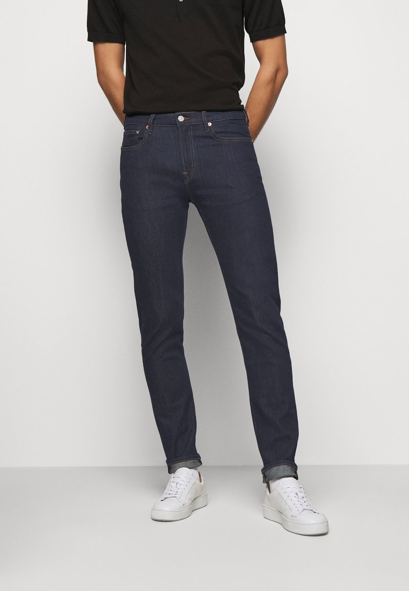 PS Paul Smith - Slim fit jeans - dark-blue denim