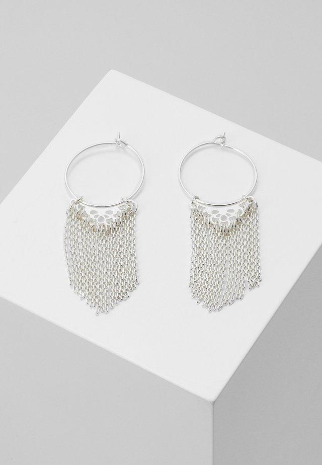 EARRINGS JOY - Orecchini - silver-coloured