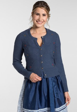 MADEIRA - Cardigan - dark blue