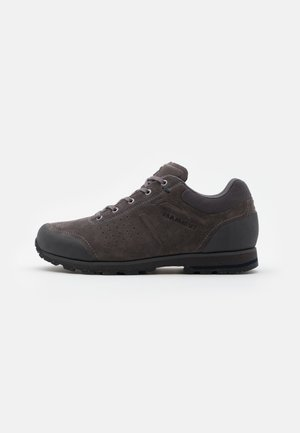 ALVRA II LOW  - Hiking shoes - dark titanium/marine