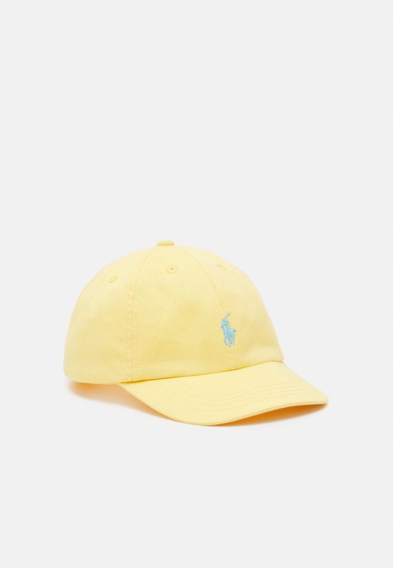 Polo Ralph Lauren - APPAREL ACCESSORIES UNISEX - Czapka z daszkiem - empire yellow