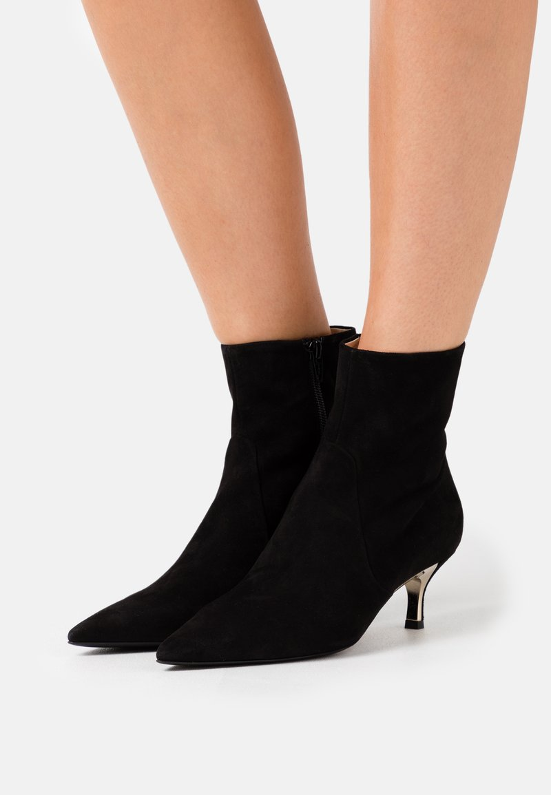 Furla - CODE BOOT  - Classic ankle boots - nero