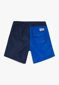 Polo Ralph Lauren - CAPTIVA SWIMWEAR  - Swimming shorts - newport navy multi - 1