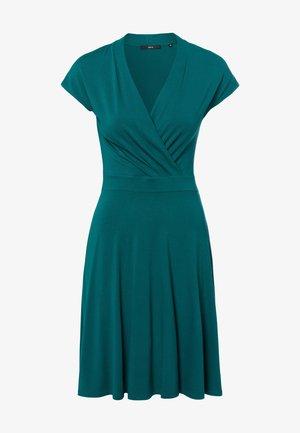 Jersey dress - deep ivy