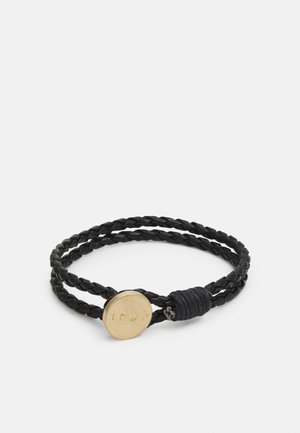 PATTERNED BRACELET - Bracelet - black