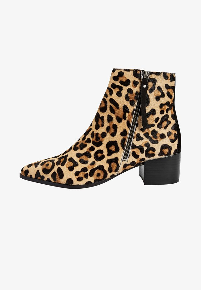 POINT ZIP CHELSEA - Ankle boot - multi-coloured