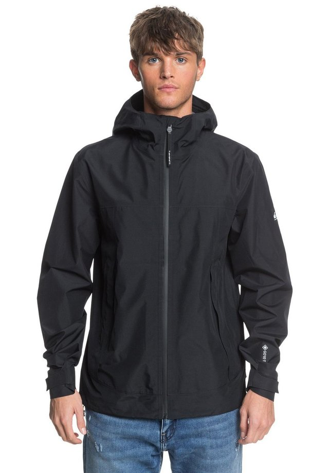 DARK SKIES - Winter jacket - black