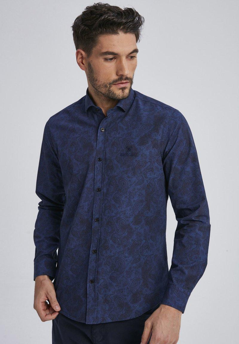 Auden Cavill - Shirt - blau