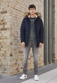 Jack & Jones - JJIGLENN JJORIGINAL - Slim fit jeans - grey denim - 5