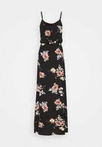 ONLY Tall - ONLNOVA LIFE STRAP DRESS  - Maxi šaty - black - 1
